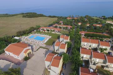 Отель Fournia Beach Греция, Пелопоннес