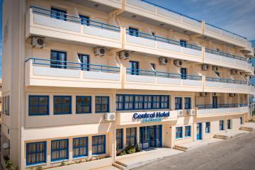 Отель Central Hersonissos Греция, о. Крит
