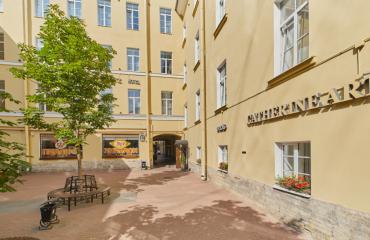 Catherine Art Hotel 4*