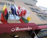 Hotels Alexander und Gerbi