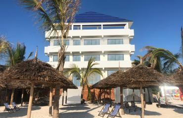 Sunseabar Beach Hotel Kendwa 4*