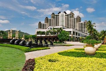 Отель Eadry Resort Sanya Китай, о. Хайнань