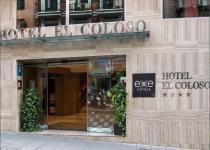 Фотография отеля Exe Hotel El Coloso