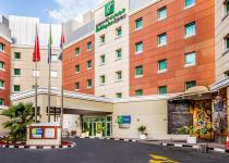 Фотография отеля Holiday Inn Express Dubai Internet City