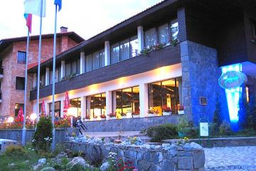 Отель Finlandia Болгария, Пампорово
