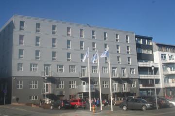 Отель Fosshotel Baron Исландия, Рейкьявик
