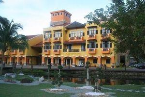 Отель Geo Park Hotel (Oriental Village) Малайзия, о. Лангкави