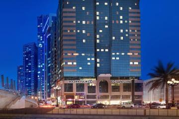 Отель Golden Tulip Sharjah ОАЭ, Шарджа