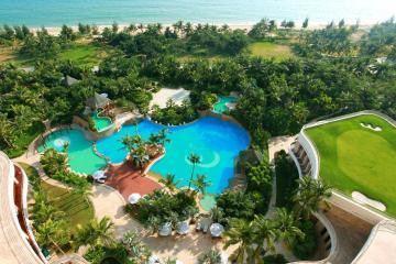 Отель Grand Soluxe Hotel & Resort Китай, Санья