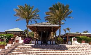 отель Abu Dabbab Diving Lodge