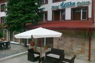 Отель Iglika Palace Болгария, Боровец