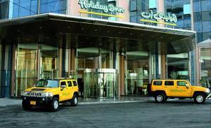 отель Intercontinental City Stars