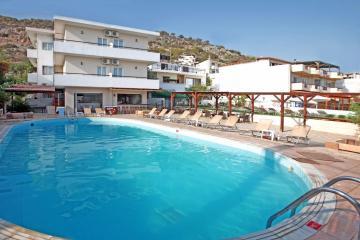 Отель Iraklis Apartments Stalida Греция, о. Крит