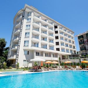 Justiniano Club Alanya (4 star)