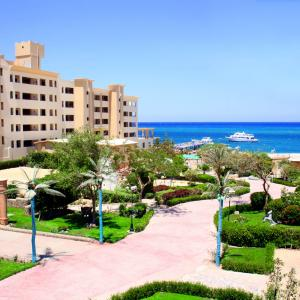King Tut Aqua Park Beach Resort (4*)