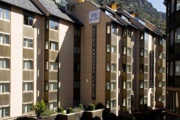 Отель Andorra Center Андорра, Андорра ла Велья