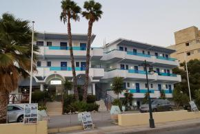 Area Blue Beach Apartments