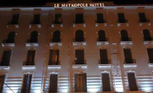 отель Le Metropole