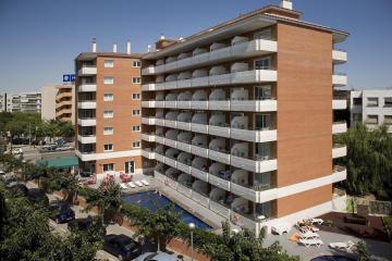 Отель Les Dalies Испания, Коста Дорада