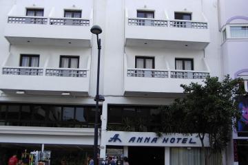 Отель Anna Греция, о. Крит