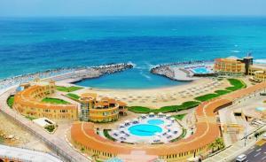 отель Mediterranean Azur Hotel