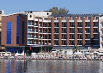 Фотография отеля Mehtap Beach Hotel