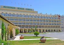 Фотография отеля Messonghi Beach Hotel