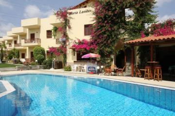 Отель Maria Lambis Apartments Греция, о. Крит