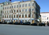 Фотография отеля Nevsky Central hotel