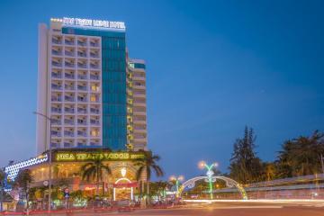 Отель Nha Trang Lodge Hotel Вьетнам, Нячанг