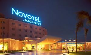 отель Novotel Cairo 6th Of October