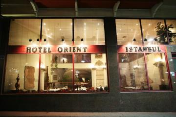 Отель Orient Mintur Otel Турция, Стамбул