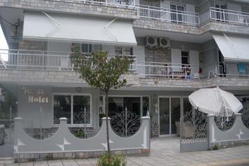 Отель Ouzas Hotel Греция, Паралия Катерини (Пиерия)