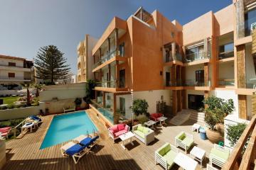 Отель Palmera Beach Греция, о. Крит
