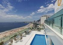 фотография отеля Arena Copacabana