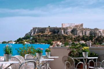 Отель Arion Athens Hotel Греция, Афины