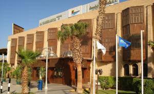 отель Al Mashrabiya Beach (ex. Pharao Hotel Al Mashrabia)