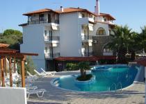 Фотография отеля Pyrgos Hotel