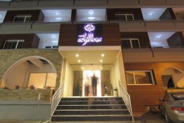 Отель Achilleos City Hotel Кипр, Ларнака