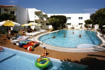 Отель Asterias Hotel Греция, о. Родос