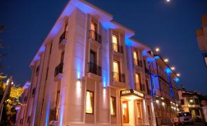 отель Acra