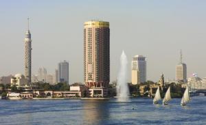 отель Sofitel El Gezirah