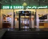 Sun & Sand Hotel Clock Tower