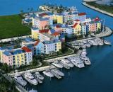 The Harbourside resort at Atlantis