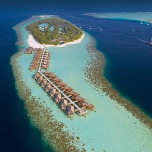Vilamendhoo Island Resort & Spa (3+*)