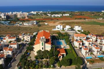 Отель Mandalena Hotel Apartments Кипр, Протарас