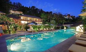 отель Ban Sabai Big Buddha Retreat & Spa