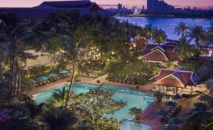 отель Anantara Bangkok Riverside Resort & Spa