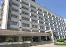 Фотография отеля Санаторий Алуштинский