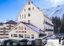 Фотография отеля Alpina Hotel